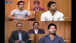 Aap Ki Adalat: Top Moments of Indian and Pakistani cricketers …