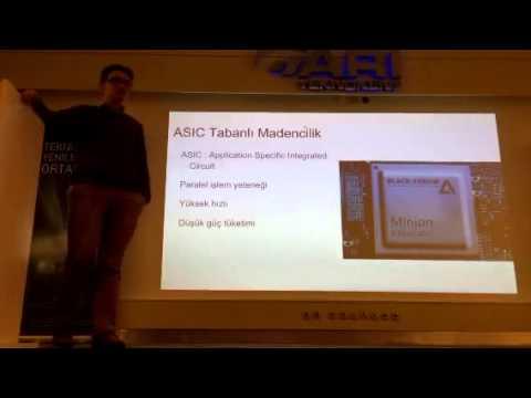 Bitcoin ve Blockchain Etkinliği - İstanbul Finans Derneği