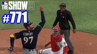 UNLOCKED MY NEW FAVORITE BAT FLIP! | MLB The Show 19 | Road to the Show #771