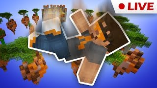 Minecraft Sky Wars PvP - RedCrafting Stream