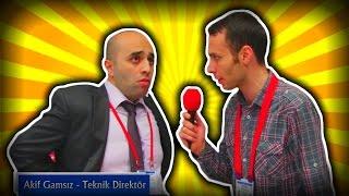 Gamsız Teknik Direktör Akif Vol 3 | Tahsin Hasoğlu | Video 19