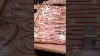 Самодельный керамический монолитный обогреватель 360 вт своими руками