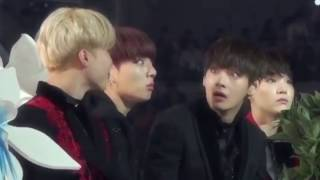 161119 BTS Album Of The Year REMIX  SO FUNNY @ Melon Music Awards (MMA)