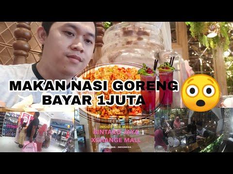Vlog #3 Makan Nasi Goreng Bayar 1juta - Have Fun Bintaro Jaya XCHANGE