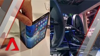CES 2019: An air taxi prototype, a foldable phone and other highlights
