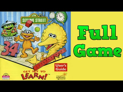 Whoa, I Remember: Sesame Street: Get Set To Learn!
