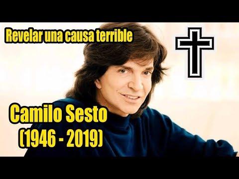 ¡Ultima Hora!  El cantante Camilo Sesto murió a la edad de 72 años.Revelar una causa terrible