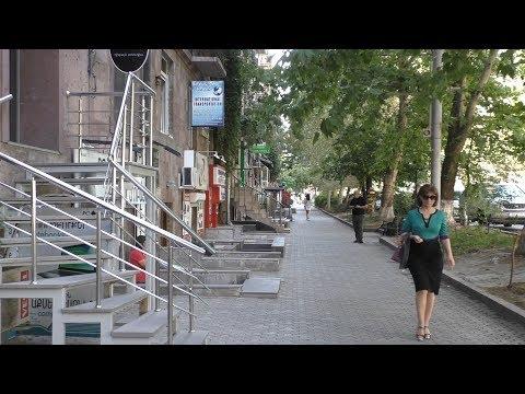 Yerevan, 15.08.18, We, Video-1, Sayat Nova Poghota.