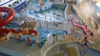 Аквапарк.Екатеринбург.Water Park.(Крытый Аквапарк города Екатеринбурга