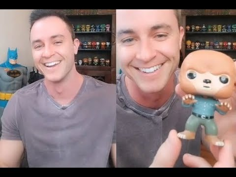 Ryan Kelley: Live Stream Q&A 2018