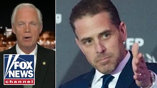 Ron Johnson on 'troubling' allegations Hunter Biden still holds Chinese investments