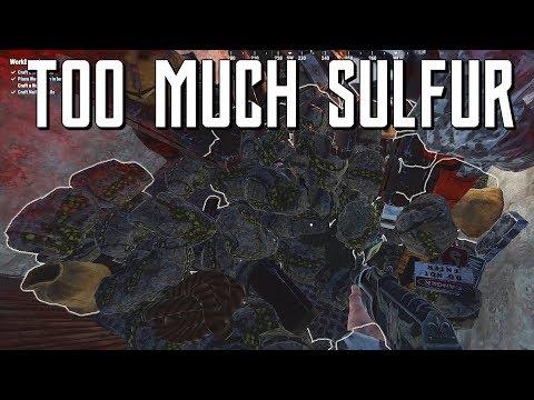 How we Raided for 160,000 Sulfur // Rust Part 1 (BP WIPE) thumbnail
