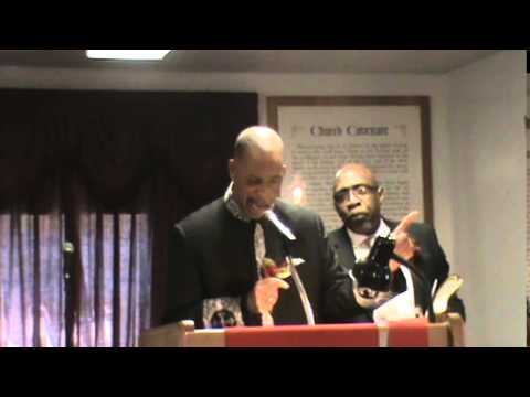 Rev. Charlie Washington - (What Is In A Name)
