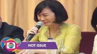 MIRIS !! VERONICA TAN Menangis  di Depan Publik !! - Hot Issue