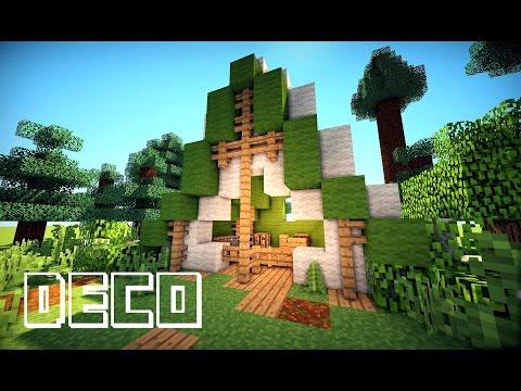 Minecraft comment cr er une belle fonta ne doovi - Comment faire une belle chambre minecraft ...