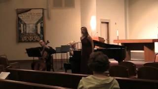 Johannes Brahms - Two Songs, op. 91
