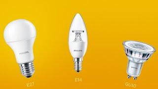 Come scegliere l'attacco e la forma corretti quando si passa al LED