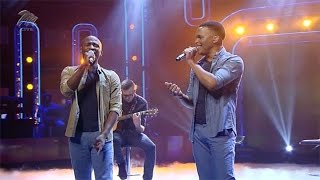 Idols Top 3 Performance: Karabo and Siphelele's duet