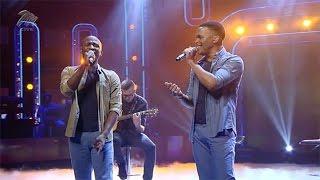 Idols Top 3 Performance: Karabo and Siphelele's duet
