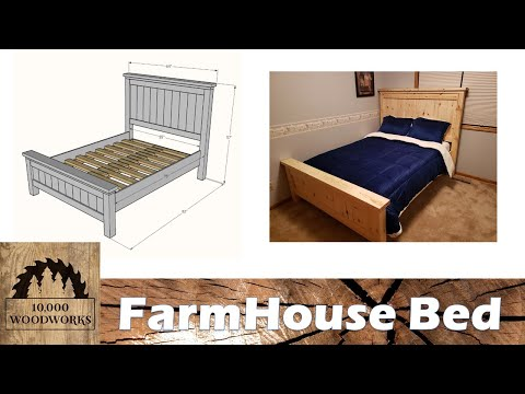 diy-:-farmhouse-bed-(full-size)