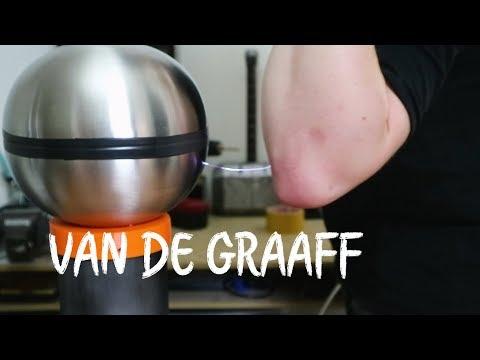 rimstarorg how to build a van de graaff generator