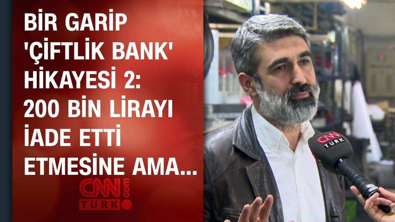 Çiftlik Bank'ın 200 bin lirası başına dert oldu! Parayı iade etti, etmesine ama