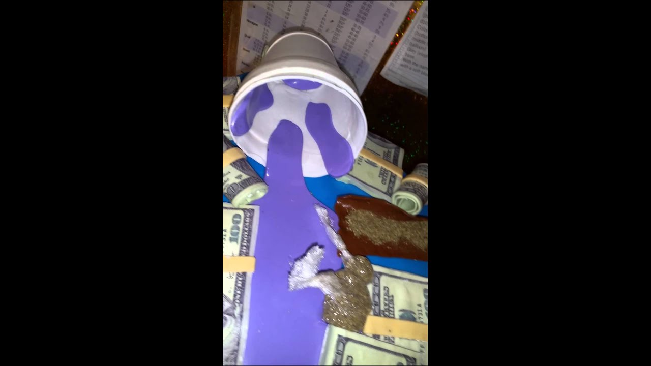 Weed Lean Money Cake YouTube
