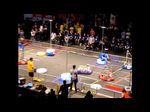 [FRC 2011] Logomotion GTR East Quarter Finals 3-2 thumbnail