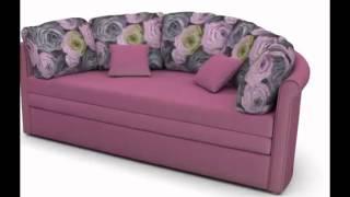 Круглый диван - еврософа еврокнижка Ольборг купить диван(, 2013-04-15T17:36:09.000Z)