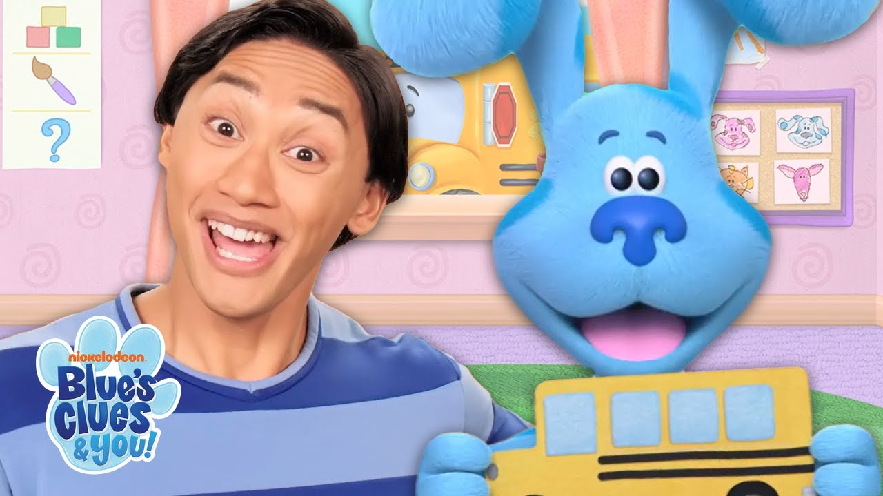 Download Blue's Show & Tell Surprise w/ Josh! | Blue's Clues & You!