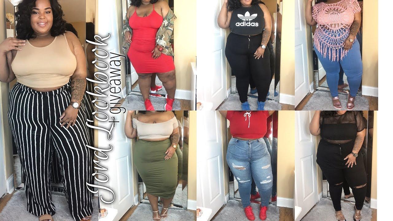 fat  boujee lookbook  giveaway ft jord  youtube