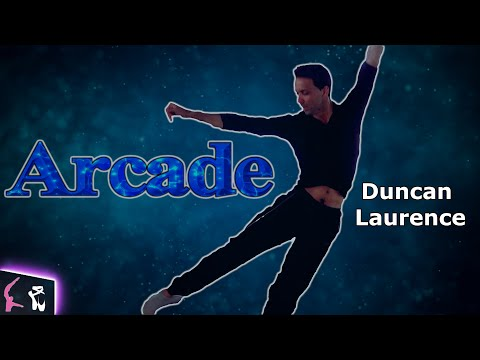 Arcade Dance Cover - Duncan Laurence | Cirque-it