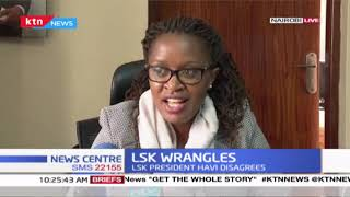 LSK wrangles: LSK CEO says she has been cleared by council members