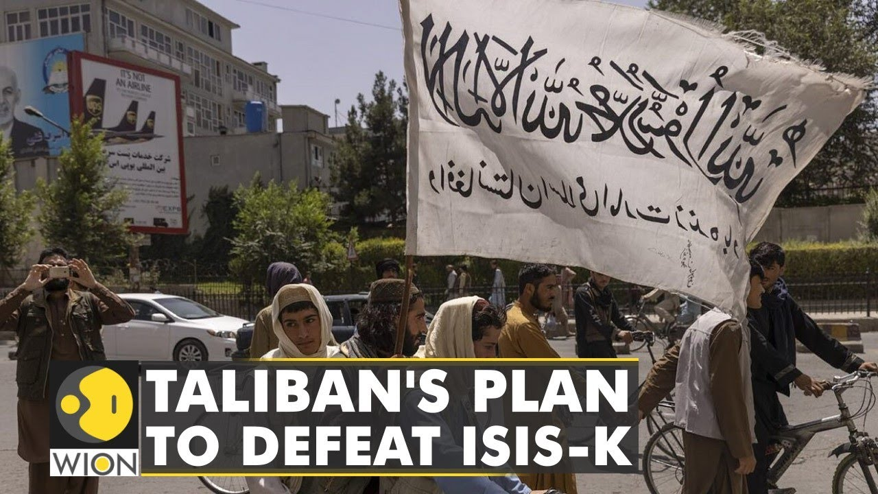 Download Taliban launches offensive operation to defeat ISIS-K, a regional affiliate of Islamic State Group