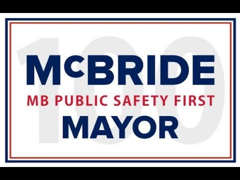 Mark McBride Myrtle Beach Public Safety First