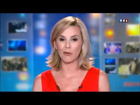 Dernier JT de laurence Ferrari - TF1 31 mai 2012 [Officiel]