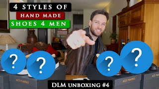Quality HANDMADE SHOES for men from Acemarks | DLM unboxing #4