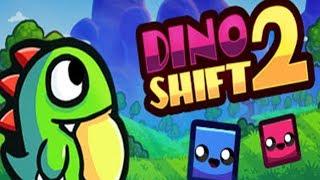 Dino Shift 2 - Gameplay Walkthrough