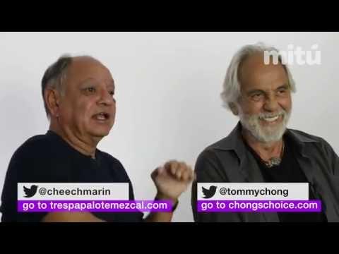 CHEECH & CHONG Talk WEED  Then vs. Now  mitú