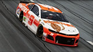 NASCAR Heat 4: Chase Elliott Darlington Gameplay