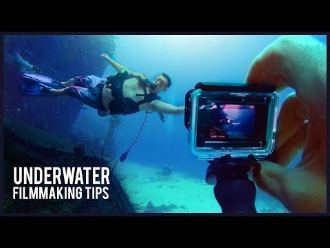 Underwater GoPro Filmmaking Tips EVERYONE NEEDS!