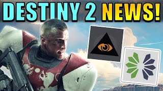 Destiny 2 News: NEW WORLDS Full of MYSTERY! (Bungie Weekly Update)