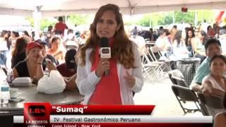 Sumaq La Revista Semanal Progama 08-30-14 Parte 2