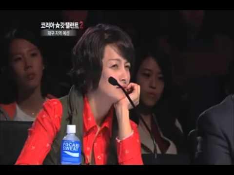 Speed painting Korean Got Talent- Avyastai zaluu