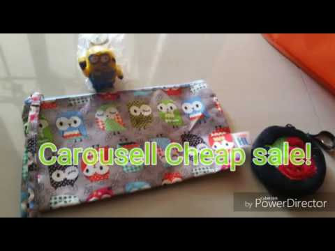 Cheap Carousell sale(Singapore)Must watch!