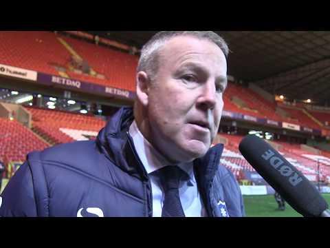 Kenny Jackett post-Charlton Athletic