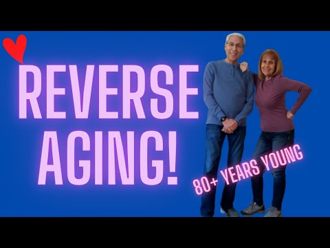 HOW TO REVERSE YOUR AGING AND GROW YOUNGER!  PREVENT & REVERSE ILLNESS AND OVERWEIGHT. (WISE ADVICE)