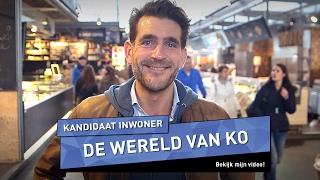 De wereld van Ko | Kandidaat inwoner - UTOPIA (NL) 2017