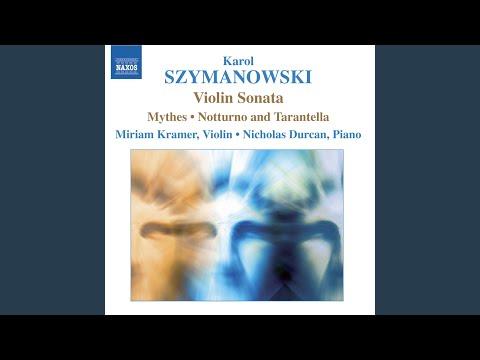 Violin Sonata in D Minor, Op. 9: II. Andantino tranquillo e dolce