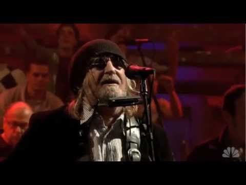 Ray Wylie Hubbard on the Jimmny Fallon Show